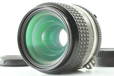 【Excellent+++++】Nikon Ai-S Nikkor 35mm f/2 Wide Angle MF Lens from Japan #454