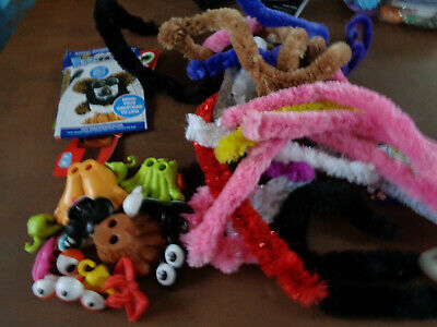 Crafts - Fuzzoodles - Make Pipe Cleaner Animals