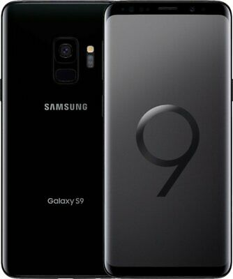 New Samsung Galaxy S9 LTE SM-G960U 64GB GSM /CDMA Unlocked T-Mobile AT&T Verizon
