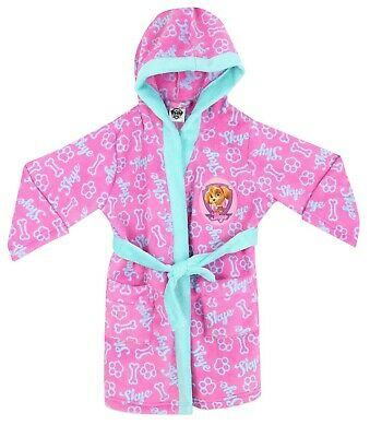 Paw Patrol Skye Dressing Gown New with Tags Age 18-24mths.