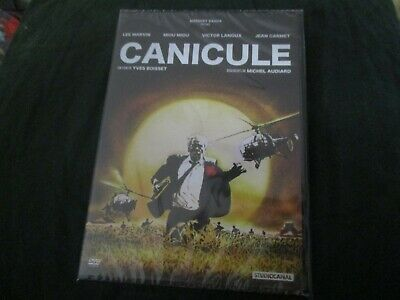 """DVD NF """"CANICULE"""" Lee MARVIN Miou-Miou Victor LANOUX Jean CARMET / Yves BOISSET"""