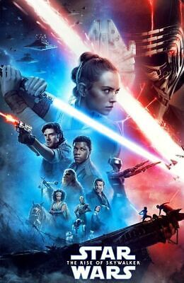 Star Wars The Rise of Skywalker - original DS movie poster D/S  27x40 Final US