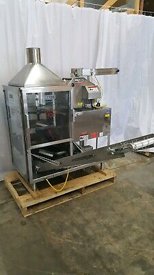 BE&SCO BETA 900 Commercial Tortilla Maker Machine Oven and Press Combo