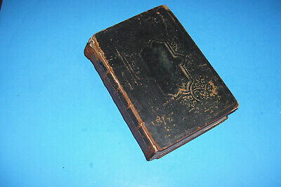 Middleton Records The Holy Bible 1859 Old & New Testament American Bible Society