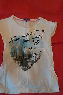M&S  T-Shirt for Girl Age 7 years Excellent Condition Marks and Spencer