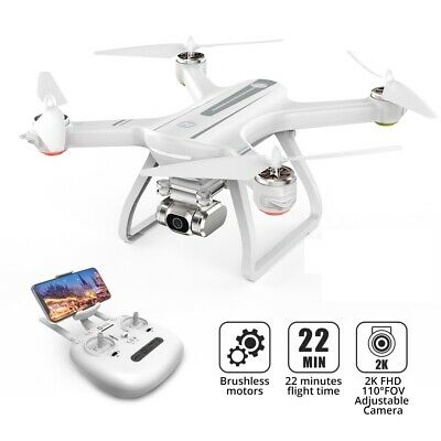 Holy Stone HS700D brushless GPS drone with2K camera 5G wifi FPV Xmas gift selfie