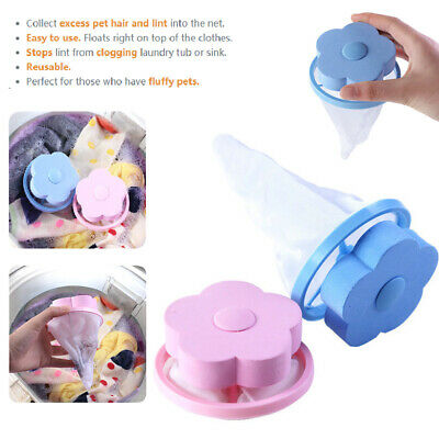 Floating Laundry Lint Pet Fur Catcher Pet Hair Remover For Washing Machine