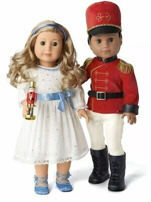 American Girl Limited Edition Nutcracker Price And Clara Outfit Set Collection