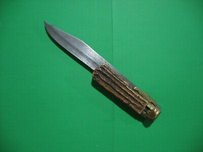 1930s - 1950s Vintage Collectable Large Folding Knife Possibly German or English