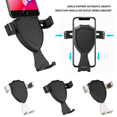 UNIVERSEL SUPPORT Clip VOITURE Gravity Air Vent TELEPHONE PR IPHONE SAMSUNG GPS