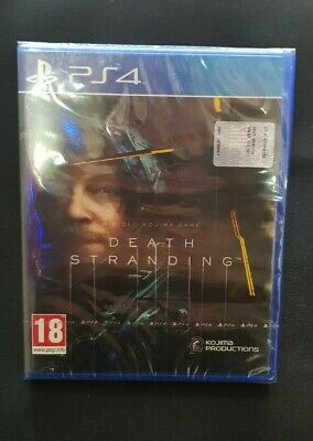Death Stranding Ps4 - Italiano - Playstation 4 - Sony - Nuovo Ita New Kojima