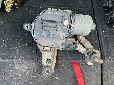 2009 Ford Galaxy Passenger Side Front Windscreen Wiper Motor / Mechanism