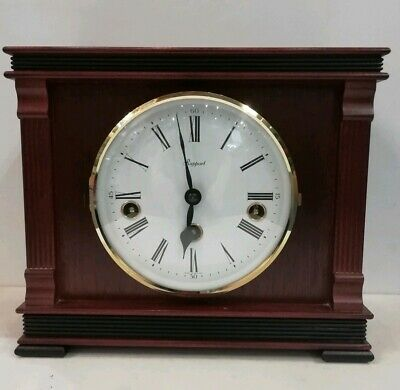 Franz hermle mantle clock White Face Working