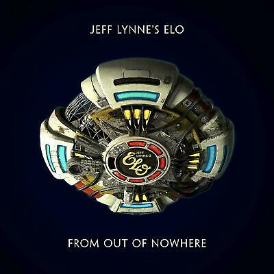 Jeff Lynne's ELO - From Out of Nowhere CD Brand New and Sealed  Fast Delivery