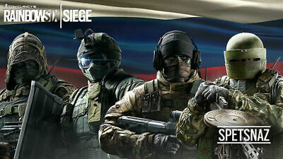 RT199 Rainbow Six Siege Tom Clancy/'s Video Game Poster Art