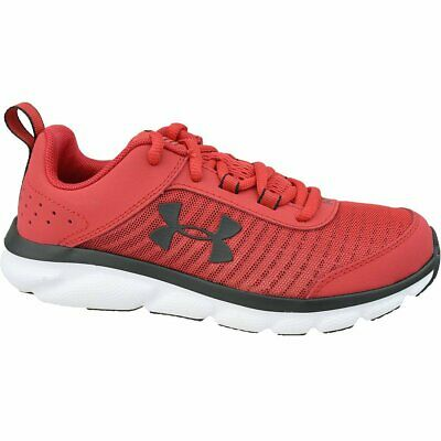 Under Armour Under Armor Assert 8 Jr 3022100-601 shoes red red
