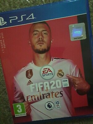 Fifa 20 (Ps4)  Excellent Condition - In Stock - Quick Dispatch