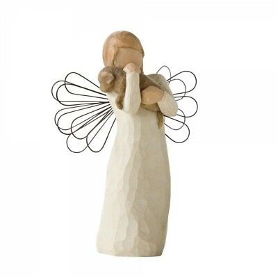 Willow Tree Figurine : 26011 Angel of Friendship