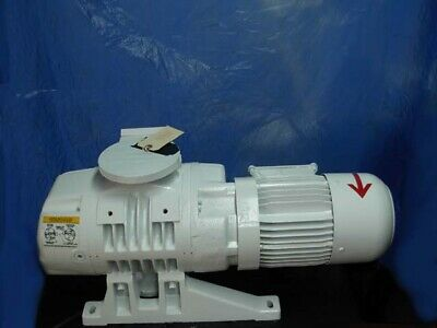Leybold Wsu 251 Roots Blower Rebuilt