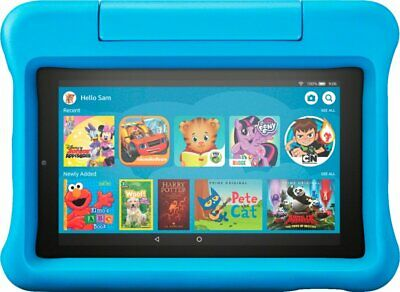 """Amazon Fire 7 Kids Edition Tablet, 7"""" Display, 16 GB, ALL COLORS 2019 version"""