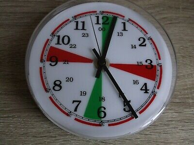 vintage junghans sector Wall Clock