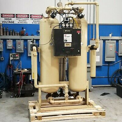 Used Ingersoll Rand 650CFM Heated Desiccant Air Dryer