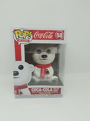 Coca-Cola Polar Bear Funko POP! Vinyl Figure by Funko