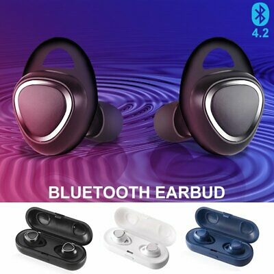 Noise Reduction TWS Bluetooth Wireless Earbuds In-Ear Earphone Headphone Headset