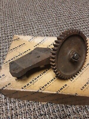 Fairbanks Morse Z 1 1/2 HP Hit Miss Magneto mount plate drive gear