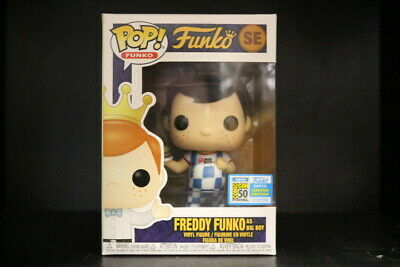 Funko Pop Vinyl Figure Freddy Funko Freddy Funko as Blue Big Boy 2019 SDCC LE24