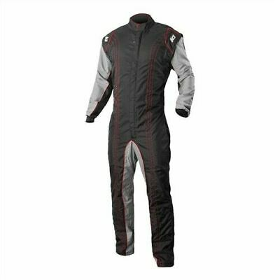 K1 GK2 Kart Racing Suit - NIB Size X4 Small RED