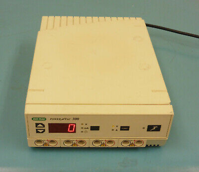 Bio-Rad PowerPac 300 Electrophoresis Power Supply