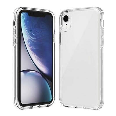 Shockproof Transparent Silicone Case Cover For iPhone 11 Pro Max XR 8 7 6S Plus