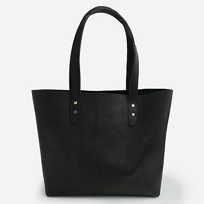 NEW Emma tote bag in black Women's by Stitch & Hide