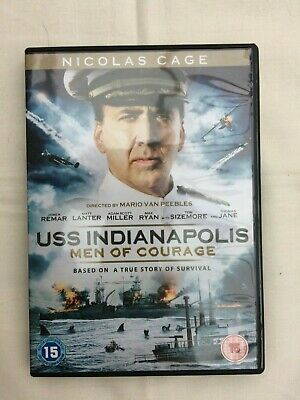 USS Indianapolis - Men of Courage - Nicolas Cage