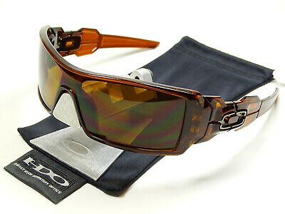 Oakley Oil Rig II Rootbeer Sonnenbrille Drum Big Taco Batwolf Fuel Cell Pit Bull