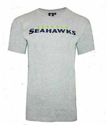 Majestic Seattle Seahawks NFL Road T Shirt Mens S M L XL 2XL