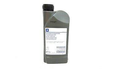 Genuine Saab Hydraulic Roof Oil Litre 93160548 - New Gm Quality