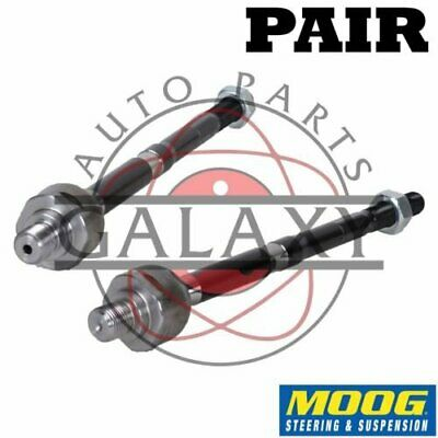 Moog New Replacement Complete Inner Tie Rod End Pair For Saab 9-5 02-09
