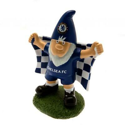 Chelsea FC Official Crested Garden Gnome Present Gift The Blues