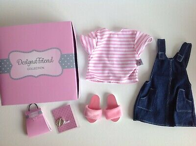 Design A Friend Studio Outfit Chad Valley Designafriend Set Of Clothes New Boxed