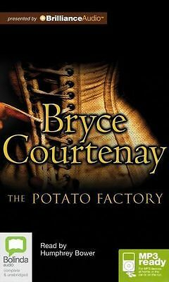Bryce COURTENAY / The POTATO FACTORY        [ Audiobook ]