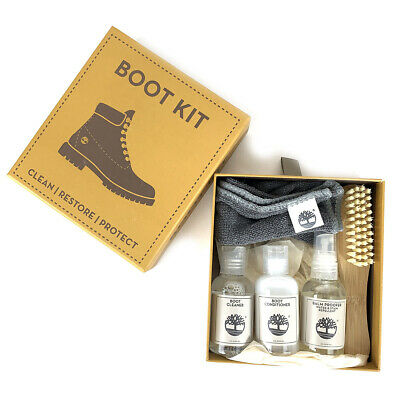Timberland TBL Nubuck Leather Boots Kit (for nubuck leather only)