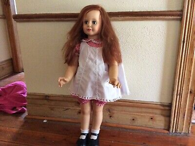 """Vintage Collectable Pattie Playpal Doll 35"""" Doll"""