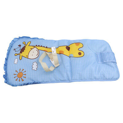 Sleeping Pillow Cover Car Carriage Chair Mat Infant Baby Stroller Seat Cushion B