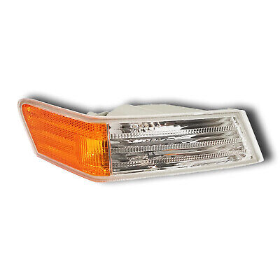 Passengers Park Signal Corner Marker Light Lamp Lens Replacement for Jeep SUV 68004180AB 68004180AC