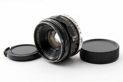 Canon 35mm F2 for leica Screw Mount LTM 39 from Japan [Exc-] #120910A