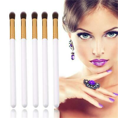 5pc Soft Eyeshadow Makeup Brushes Set Pro Eye Shadow Blending Make Up Brushes HD