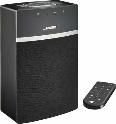 Bose® - SoundTouch® 10 Wireless Music System - Black
