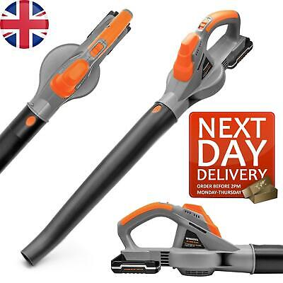Cordless Leaf Blower 18V / 20V Max. Terratek Battery and Charger Included